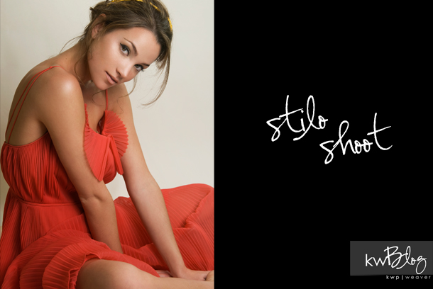 stilo magazine shoot