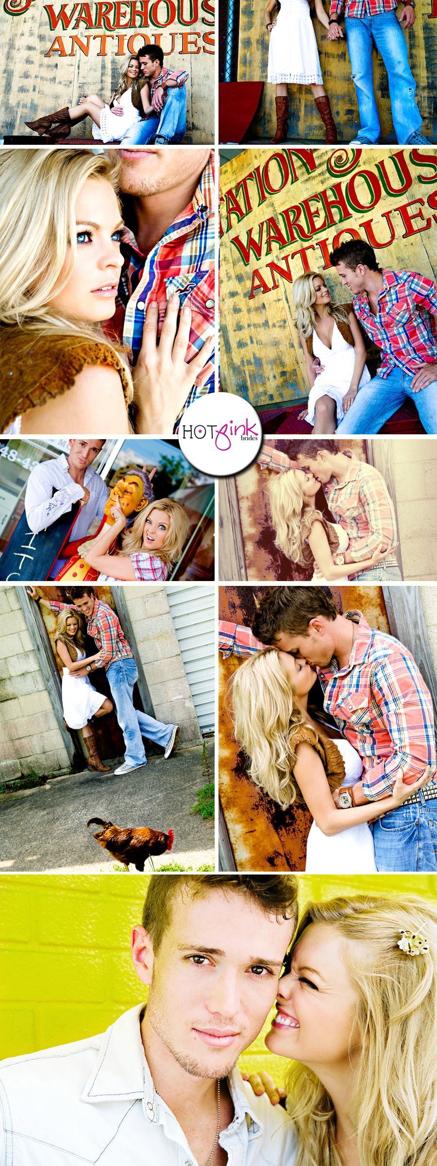 Kristen-Collage