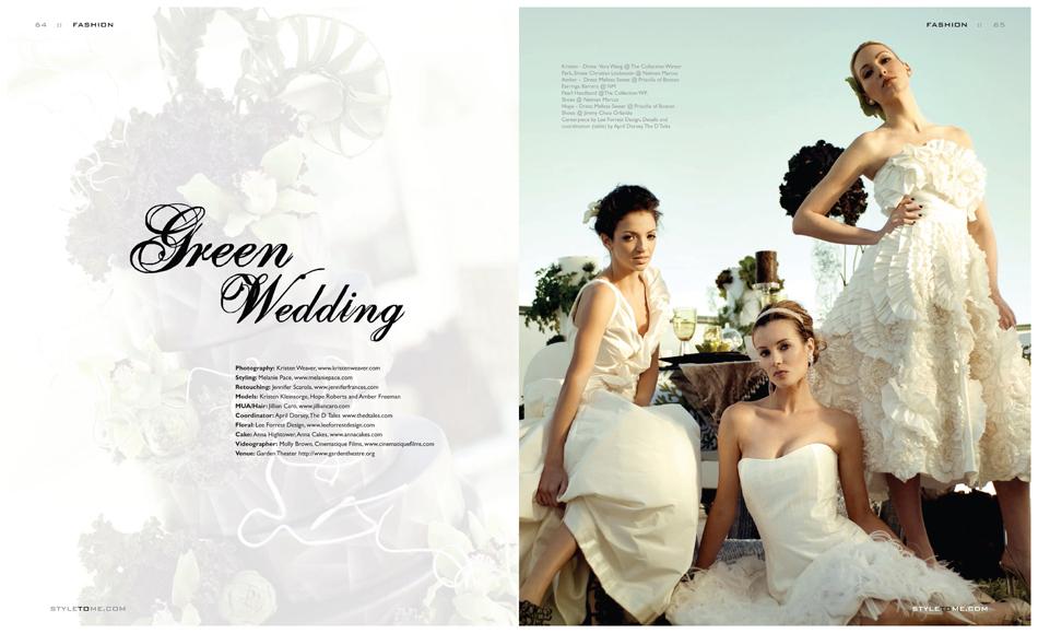 Green Wedding Orlando Wedding Photographers Kristen
