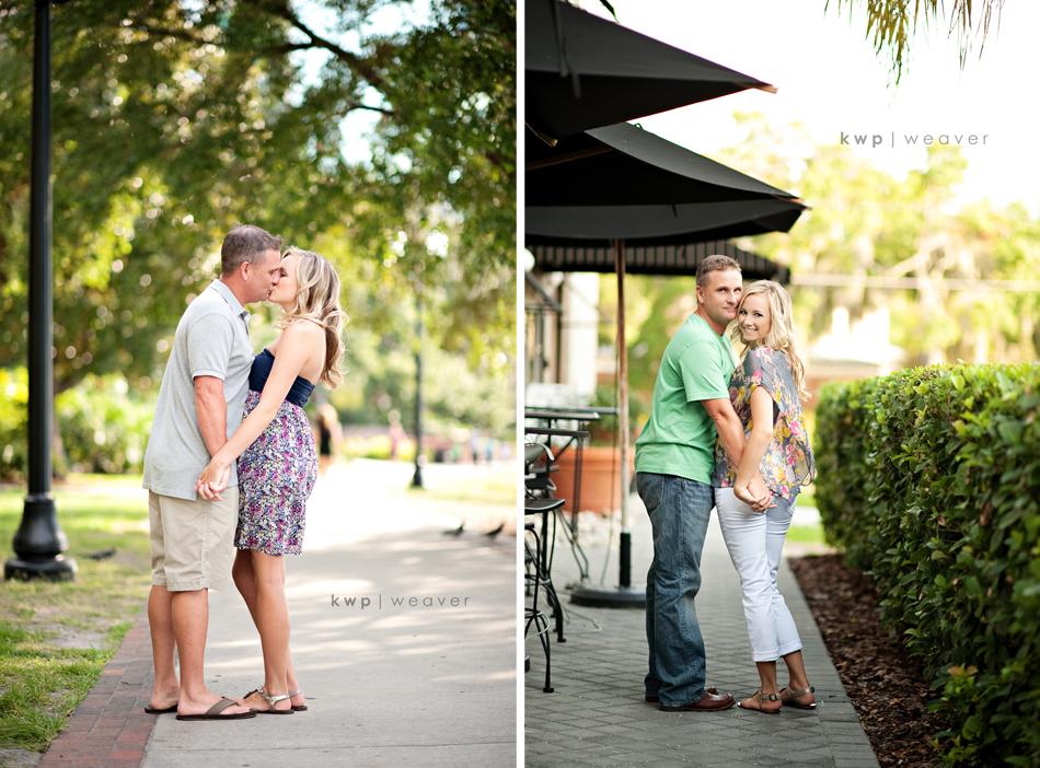 kelsey and bryan engaged   orlando wedding photographer