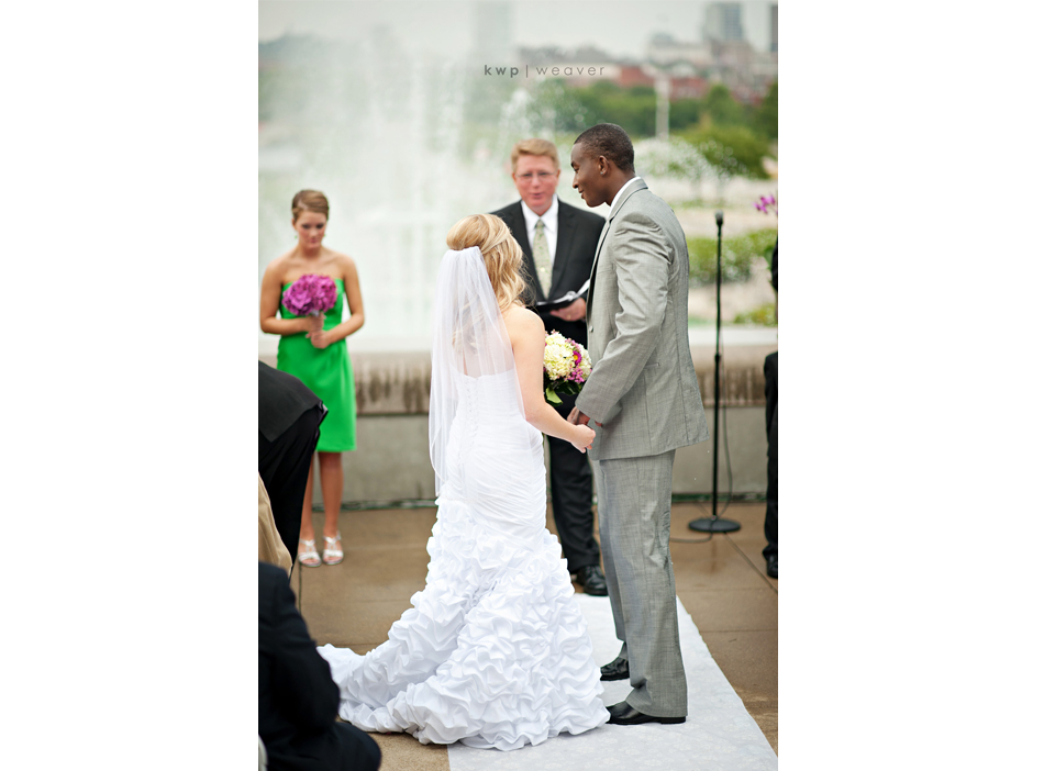 cincinnati wedding ceremony