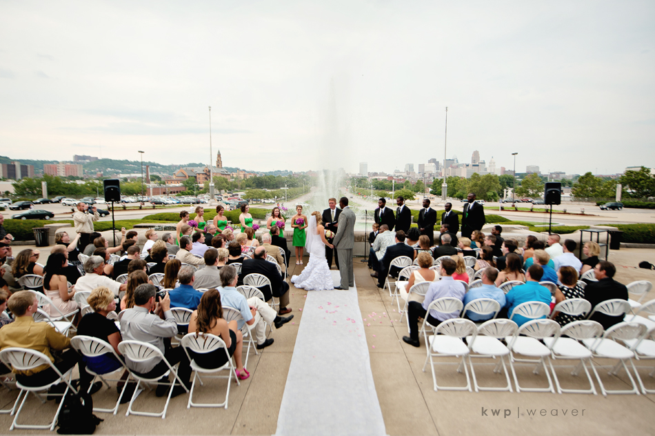 cincinnati ceremony