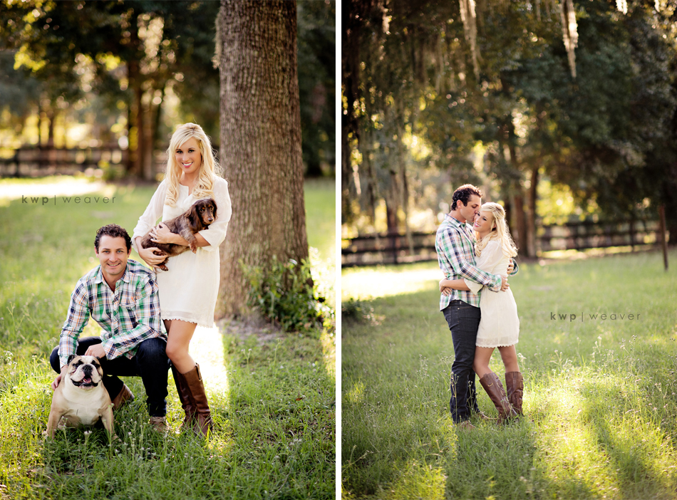 oviedo engagement photographer