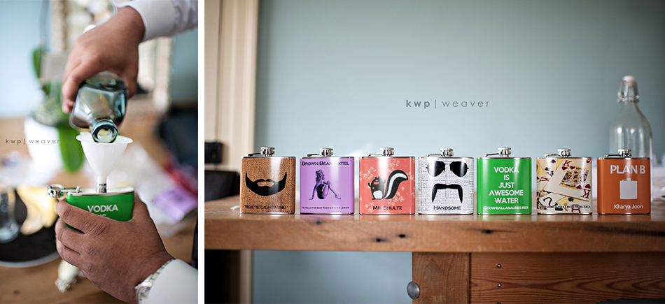personalized groomsmen flasks