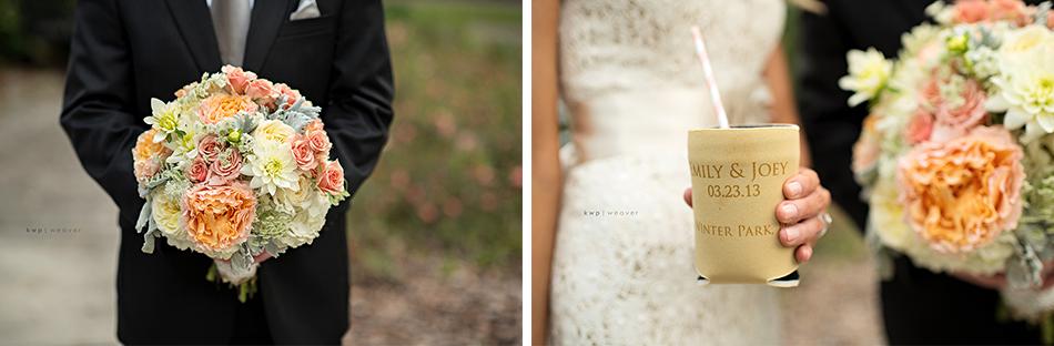 personalized wedding kuzzie