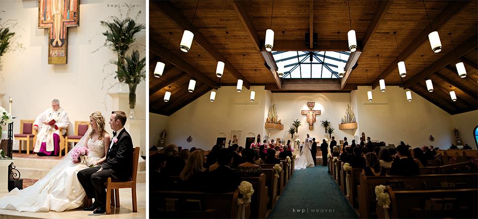 beautiful church wedding