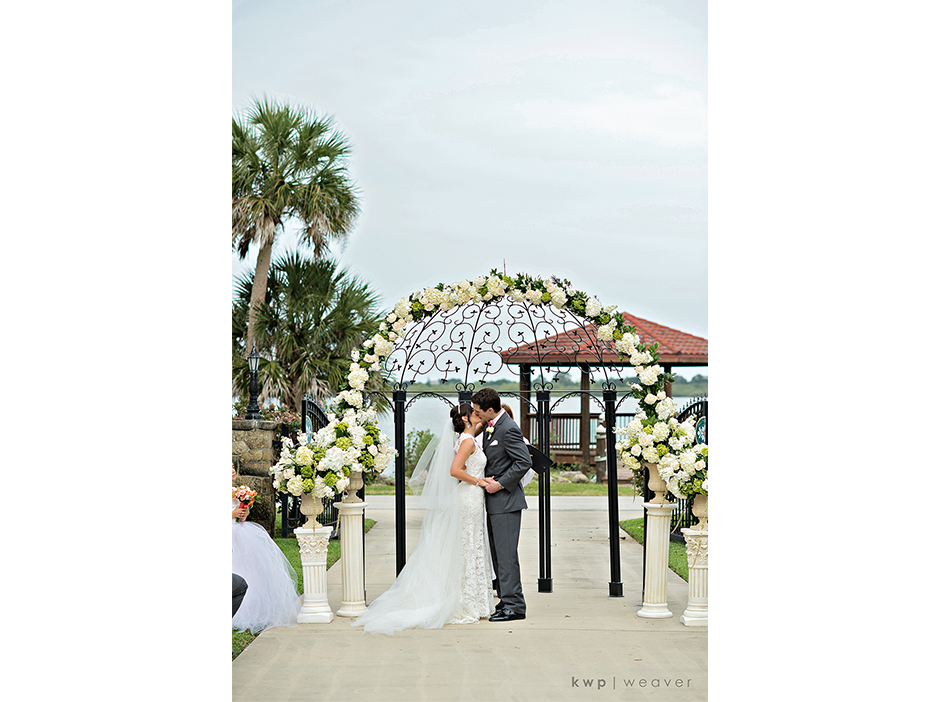 port orange beach wedding