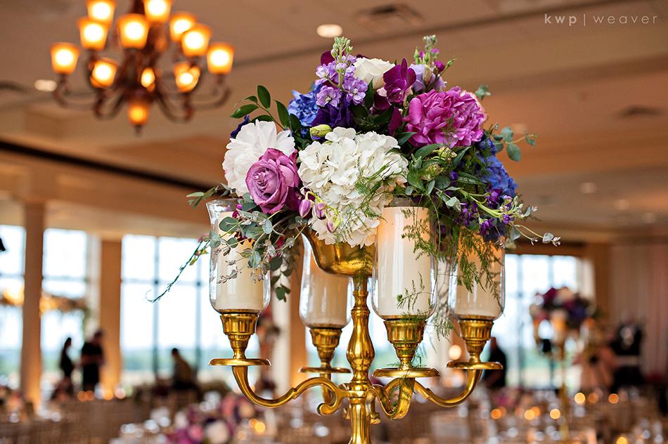 lavender florals
