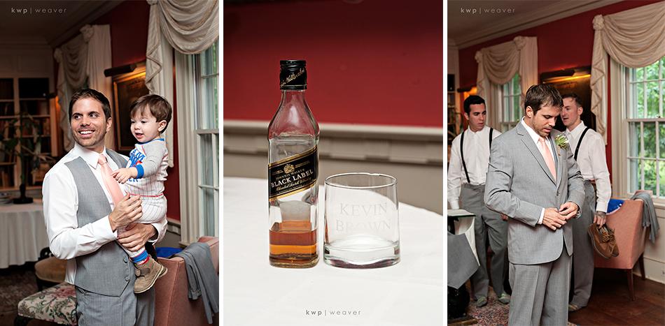 grooms drink