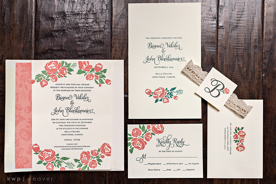 southern invitation ideas