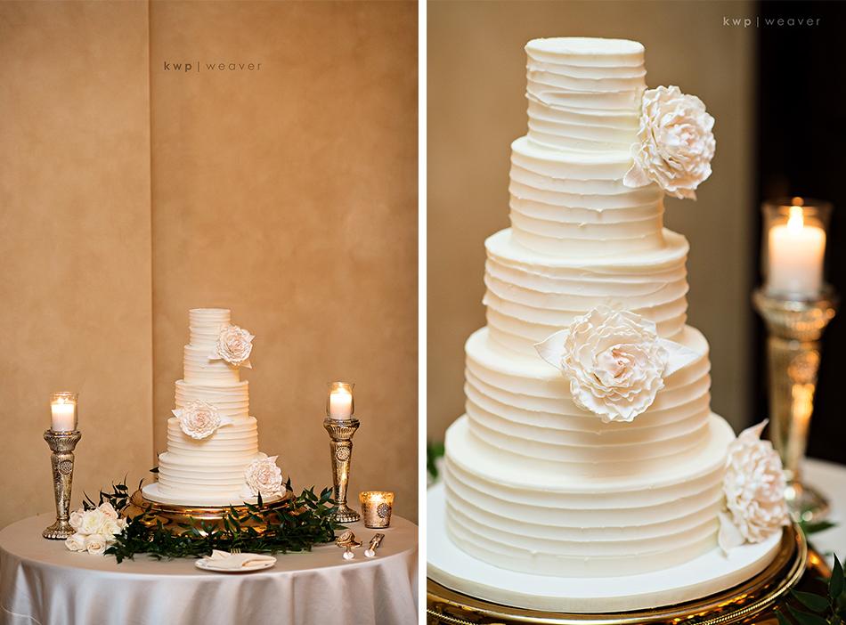 5 tiere cake