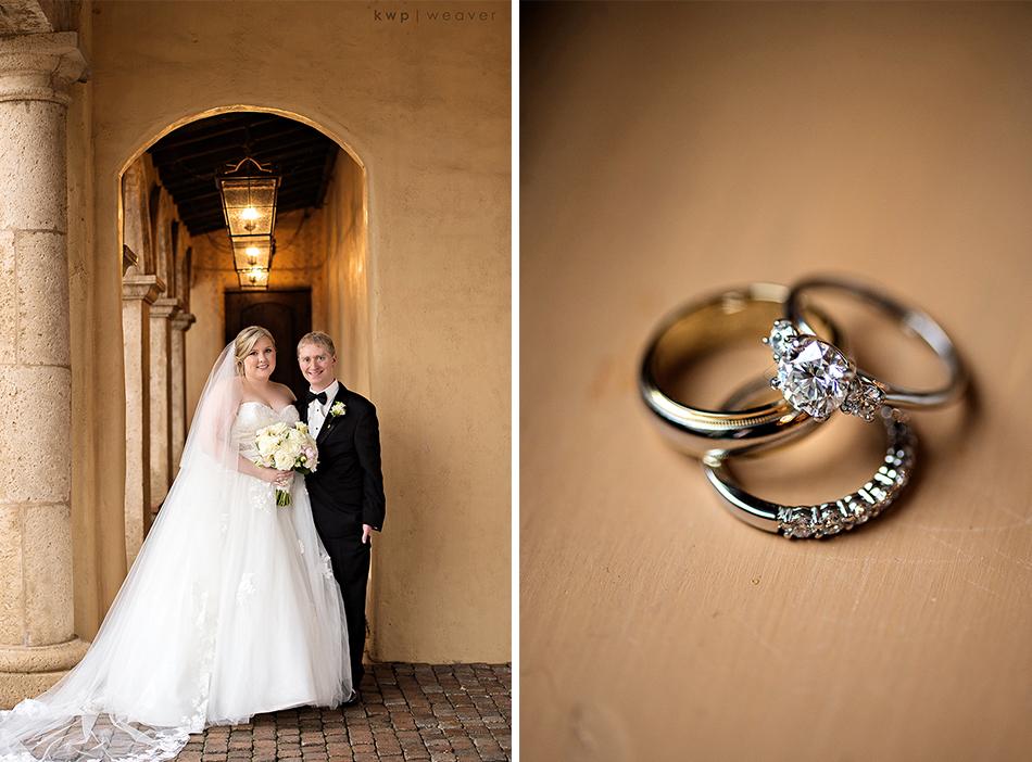 Tiffany's wedding ring
