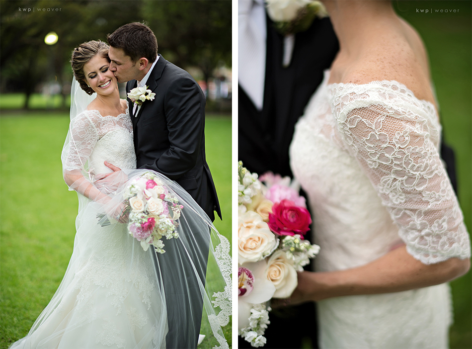 North Straub Park bridal photos