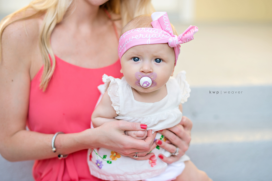 6 month girl photography
