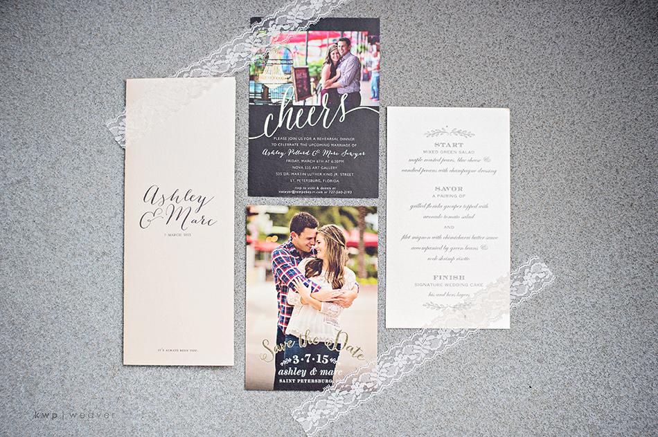 classic wedding invitation ideas