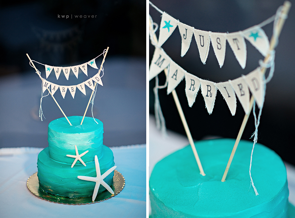 DIY Wedding Cake