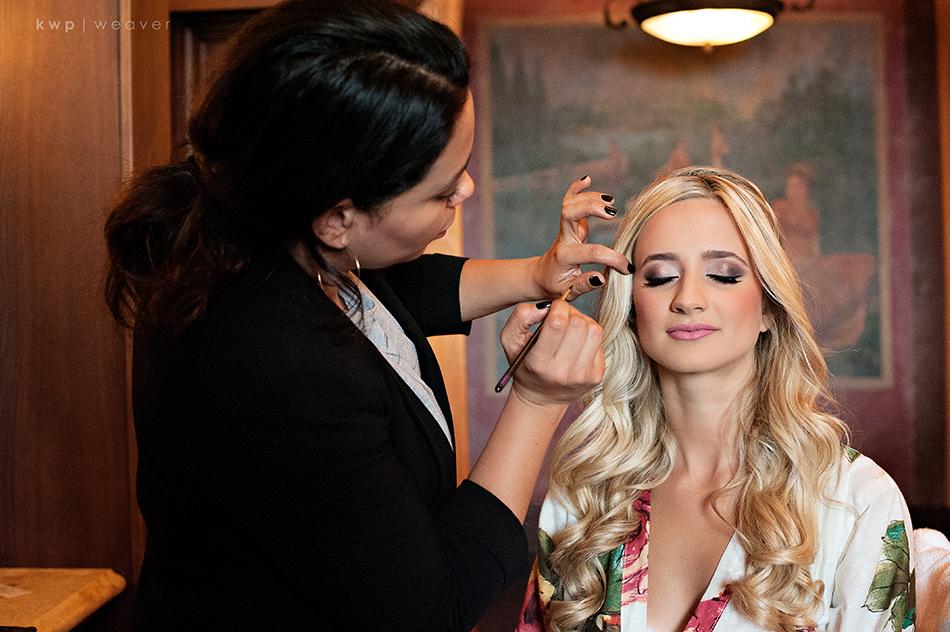 Bridal makeup and hair / LeJeune Artistry