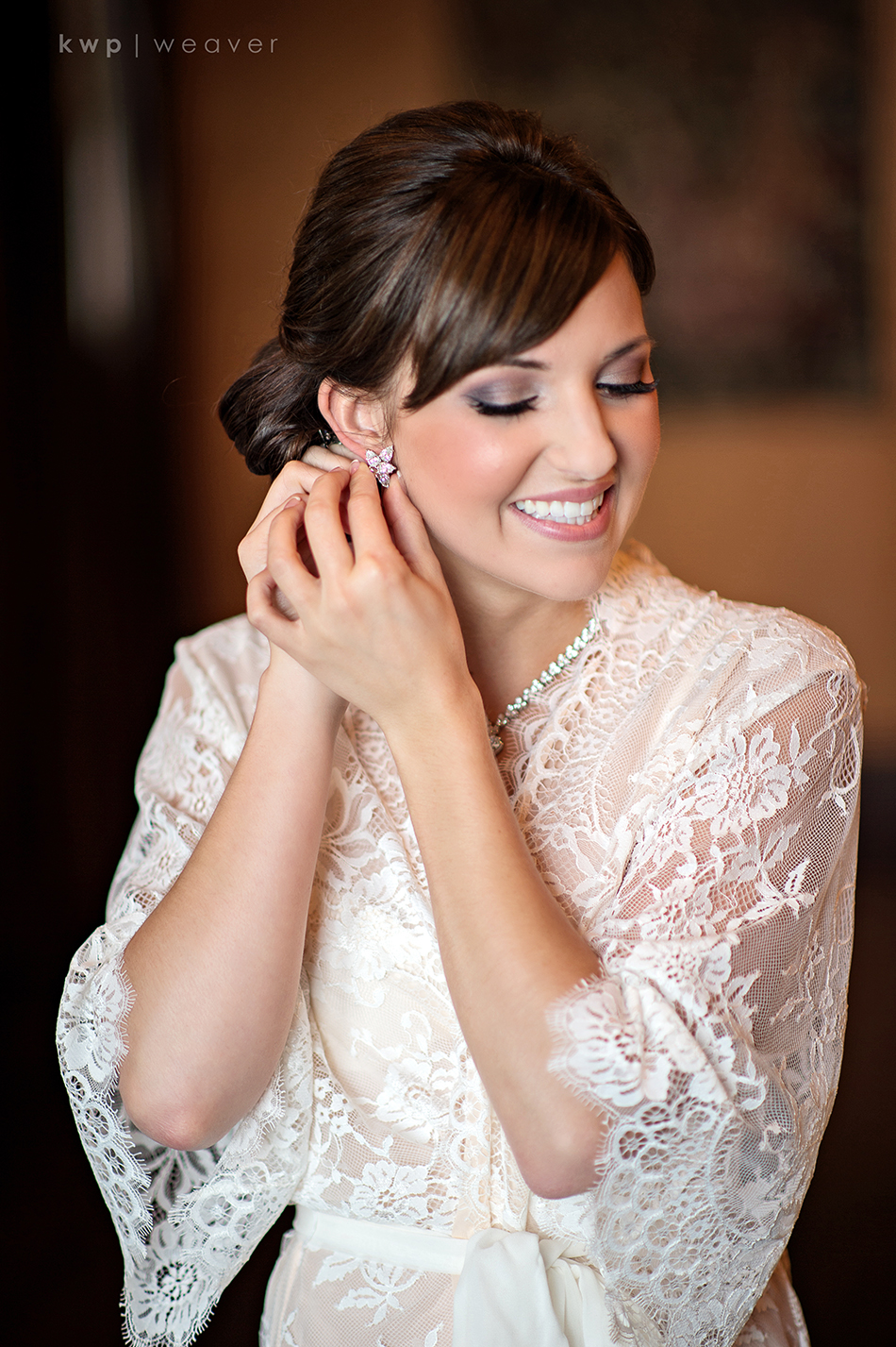 Bride hair and makeup / LeJeune Artistry