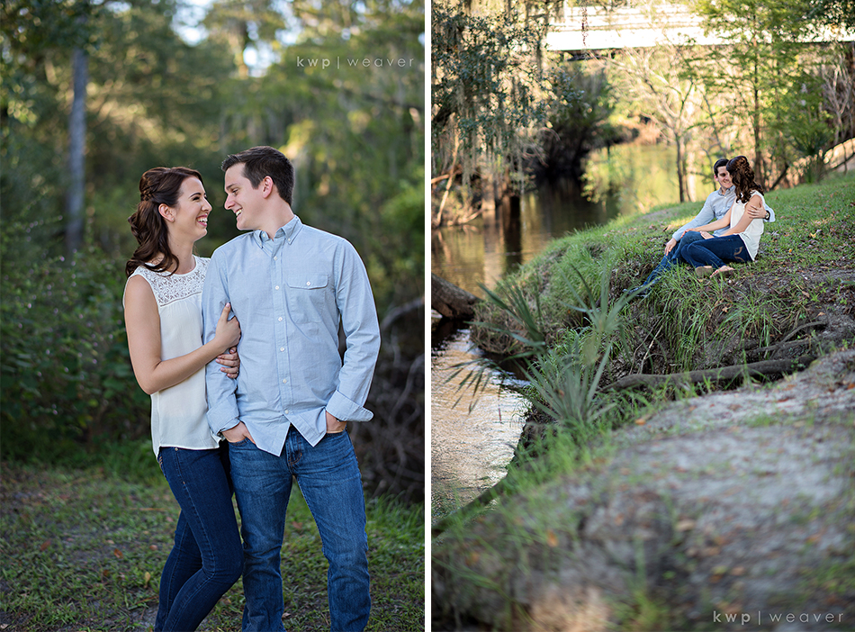 Riverside Engagement