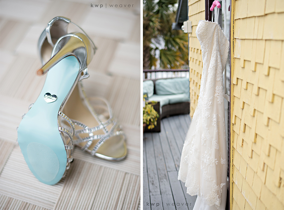 blue bottom wedding shoes