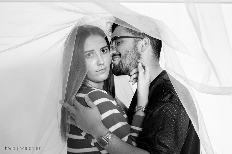 romantic veil photo