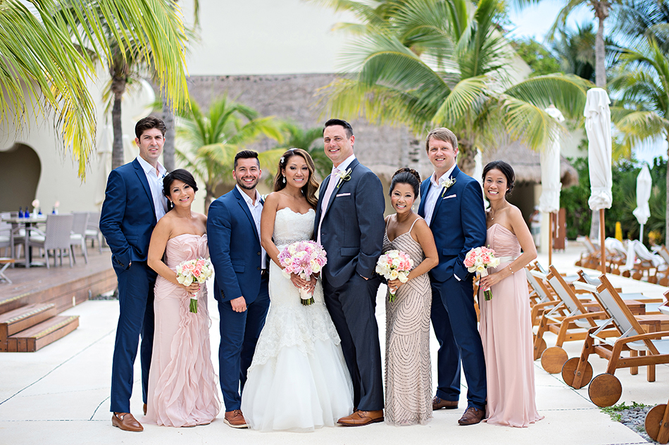 Grand Velas Wedding