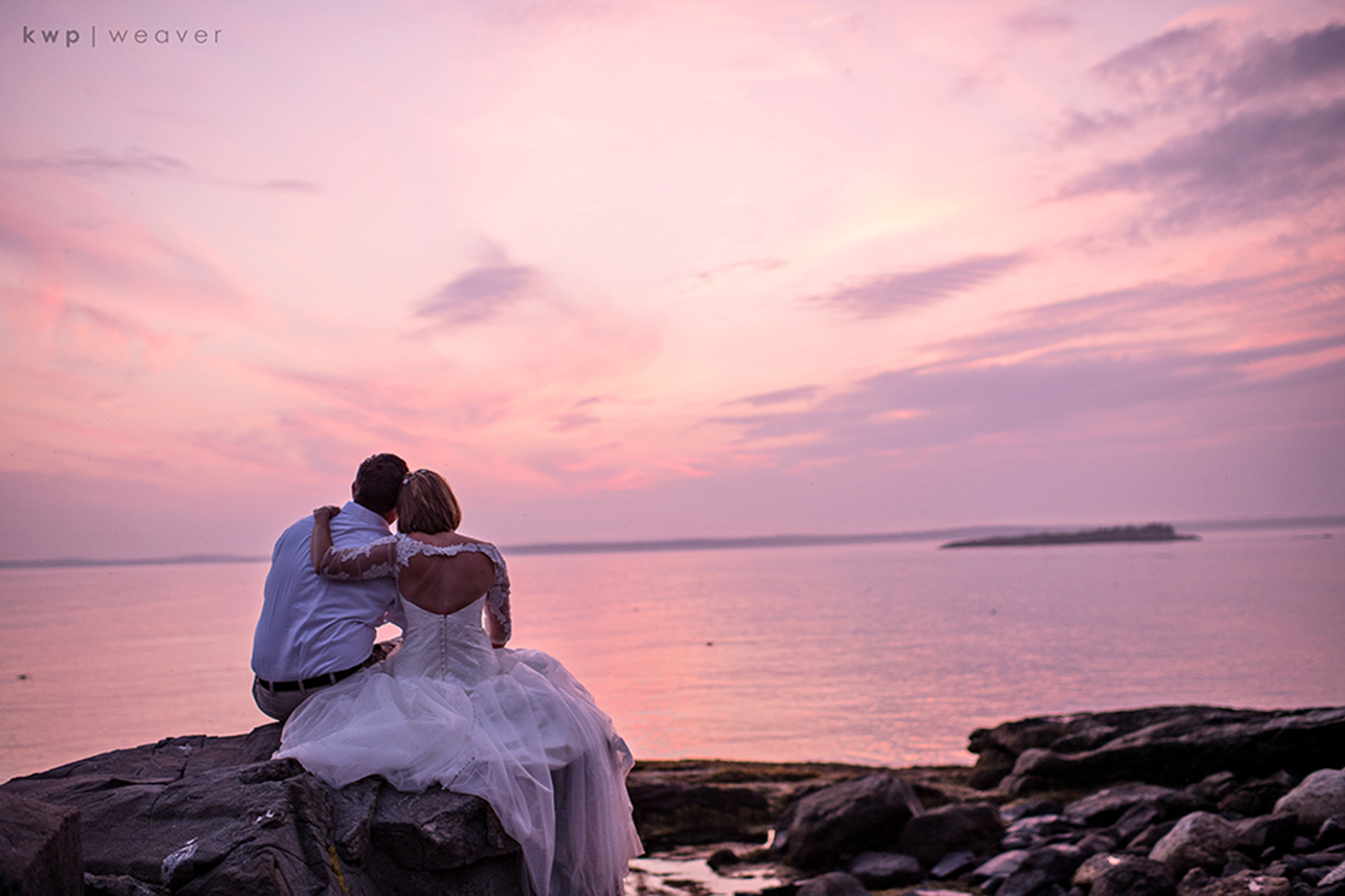 boothbay maine wedding