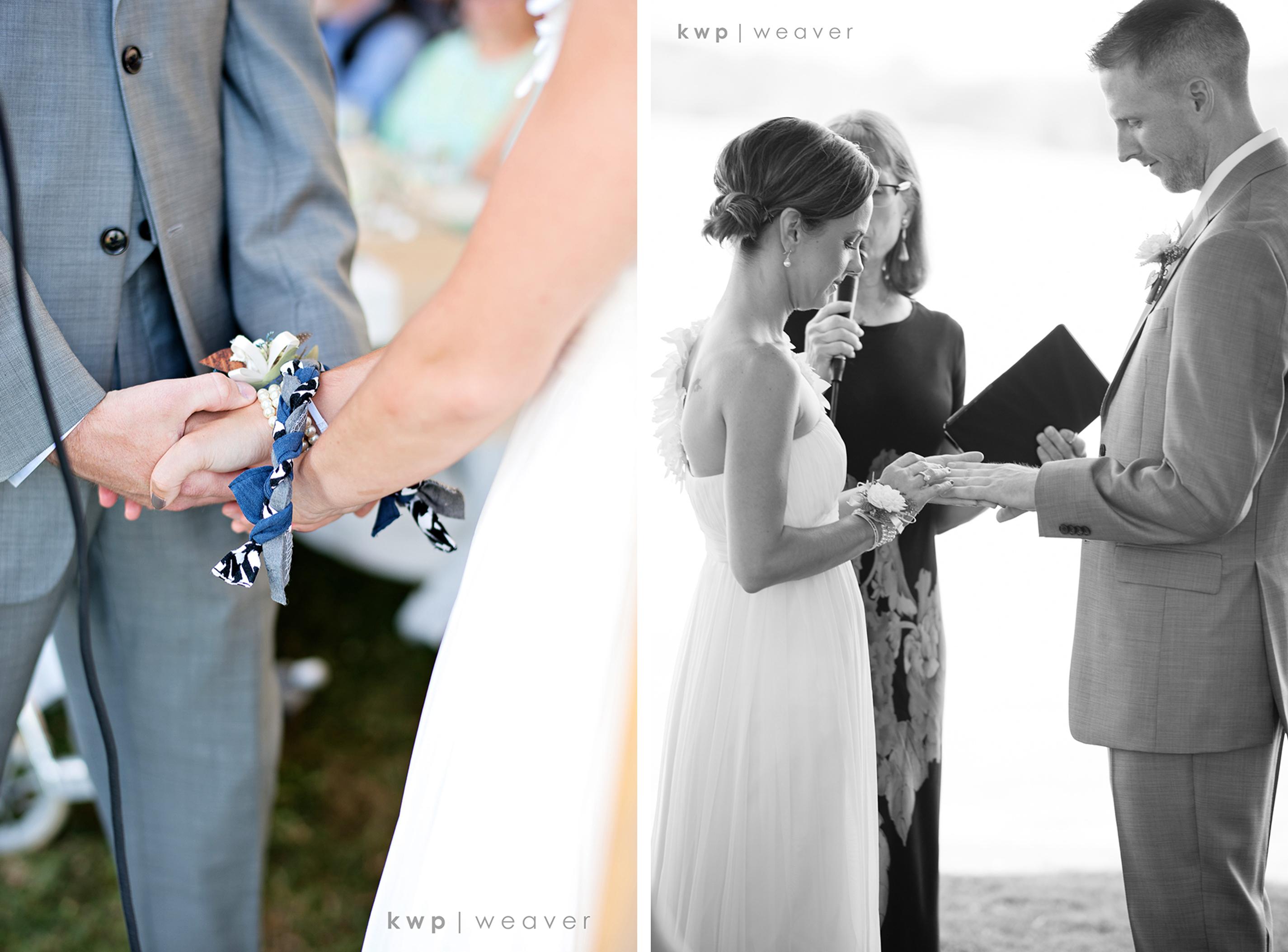 wedding braided cord
