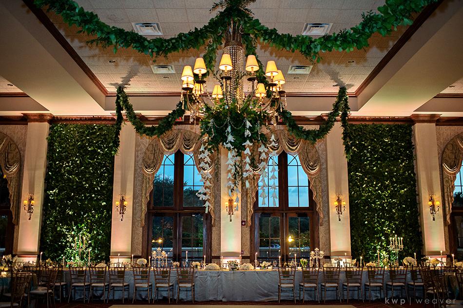 Lee Forrest Designs reception decor