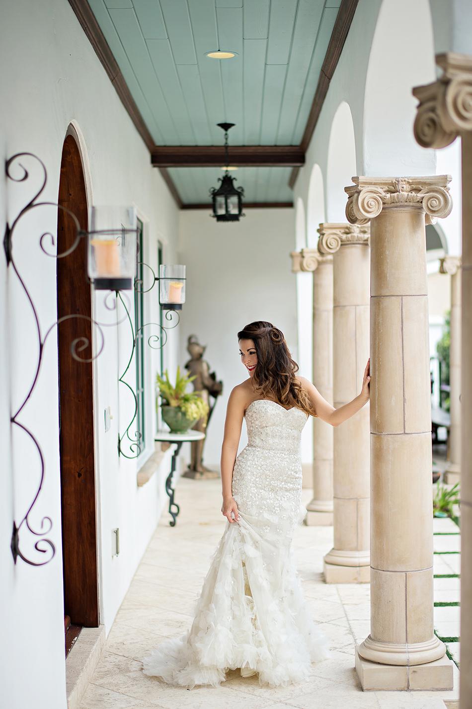 Romona Keveza gown