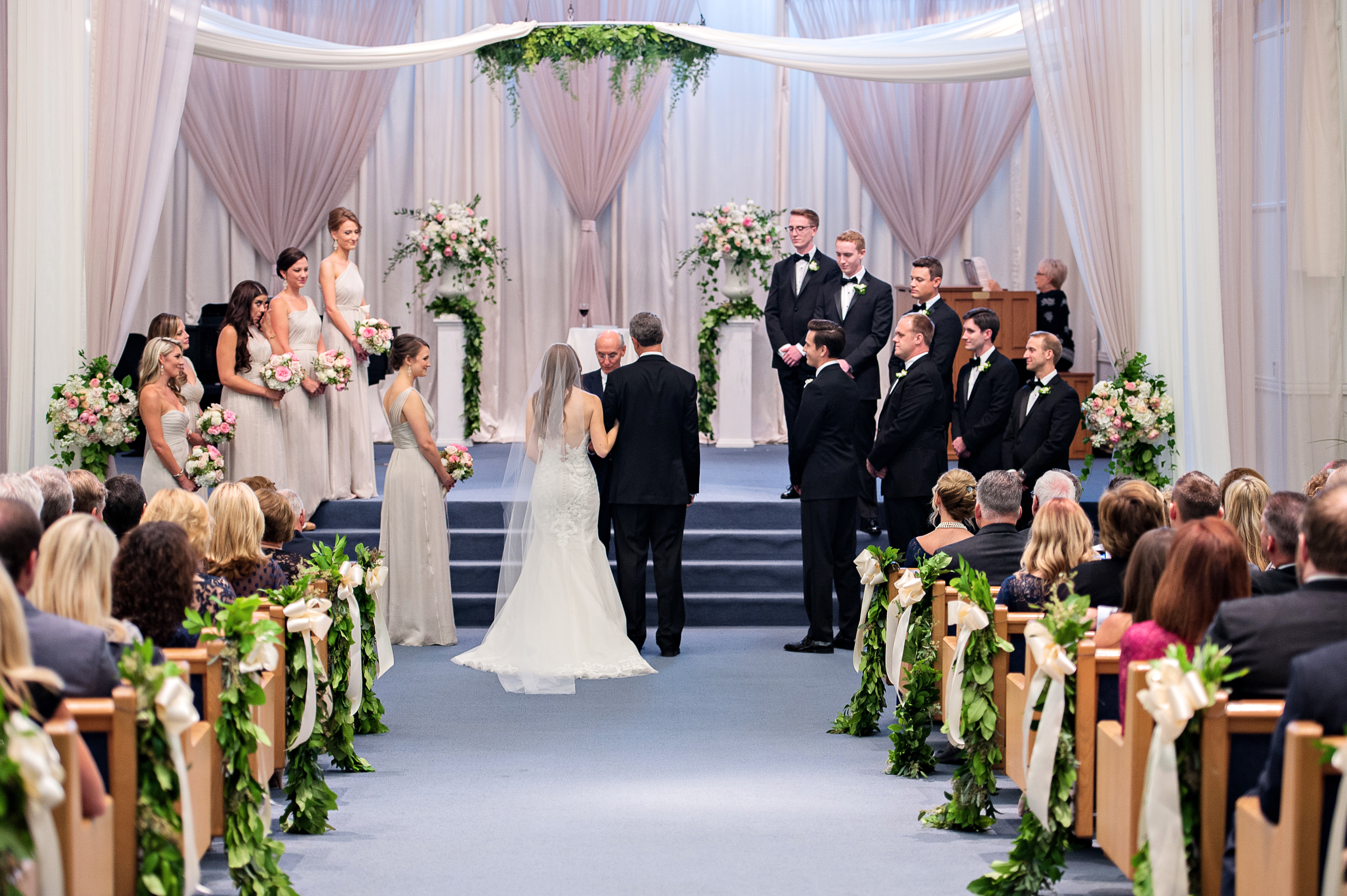baptist wedding ceremony