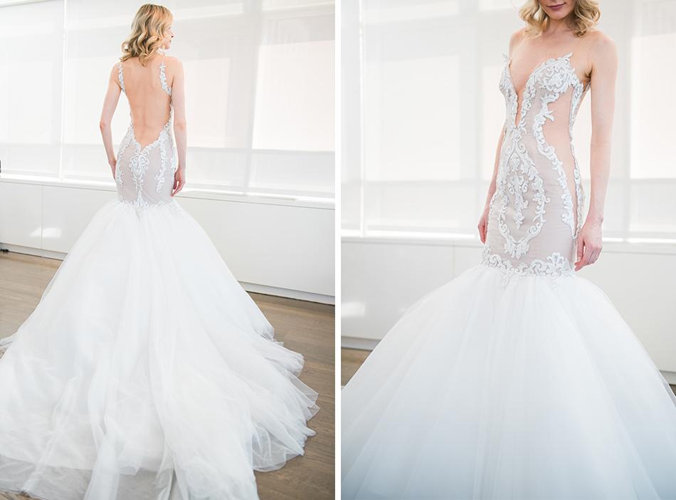 ines di santo new york bridal fashion week