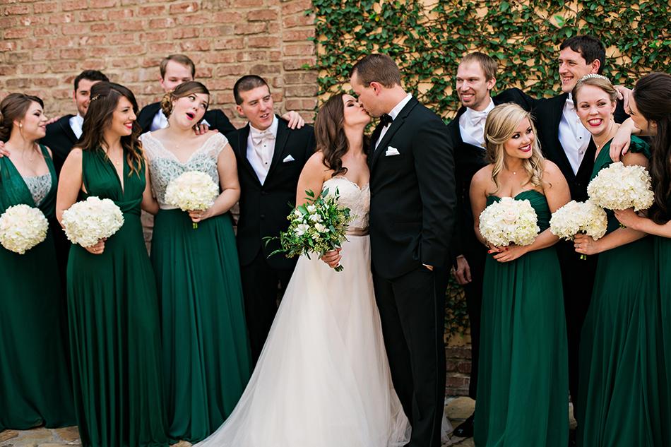 wedding party bella collina