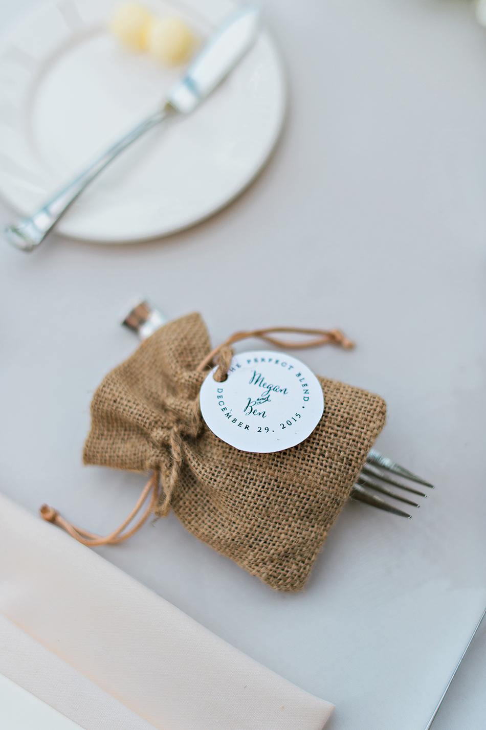 wedding guest gift idea