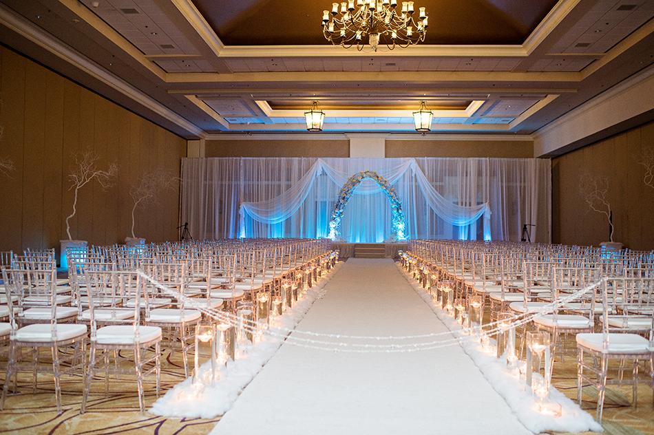 JW Marriott Orlando Grande Lakes ceremony space