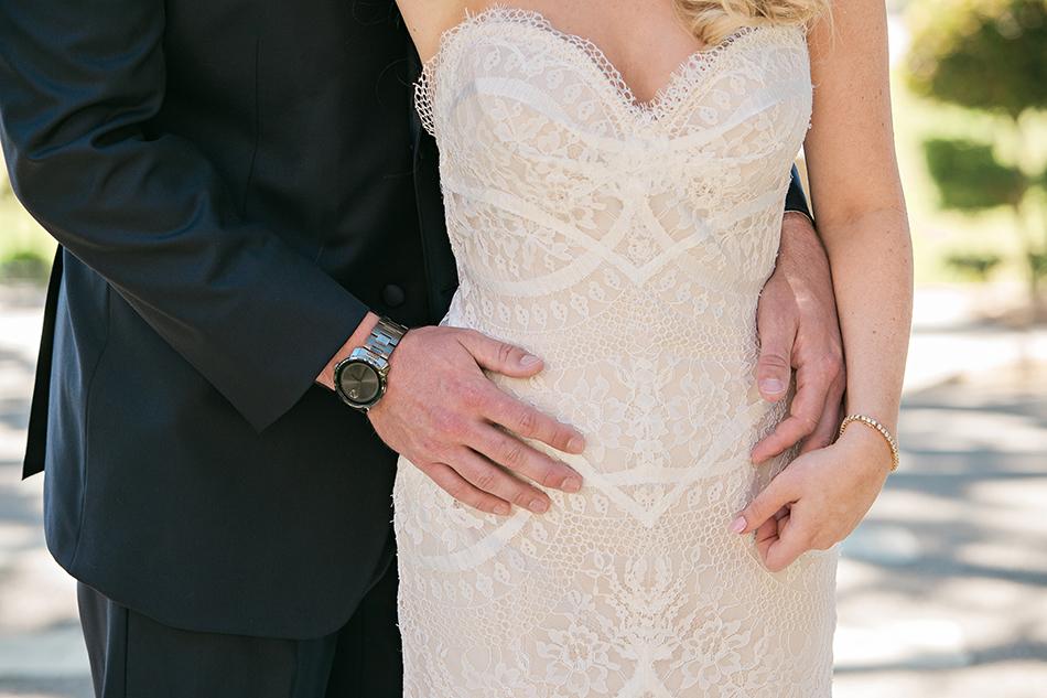 marissa gown details