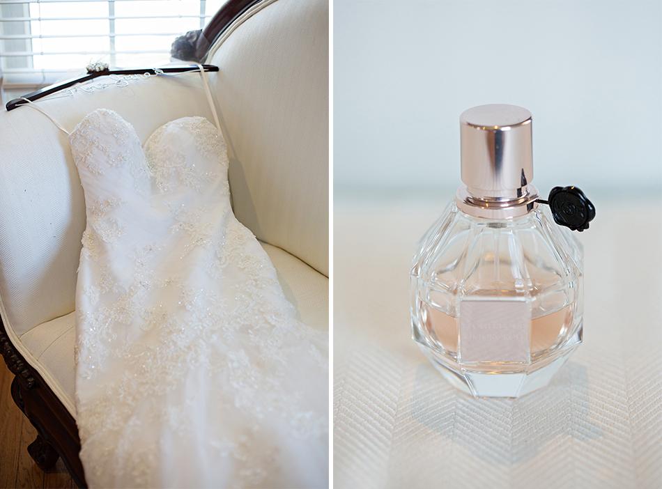 wedding perfume photography