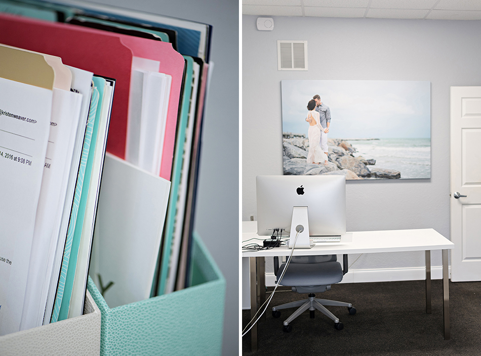 how to style an office