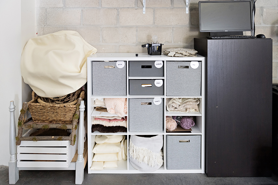 how to organize your space