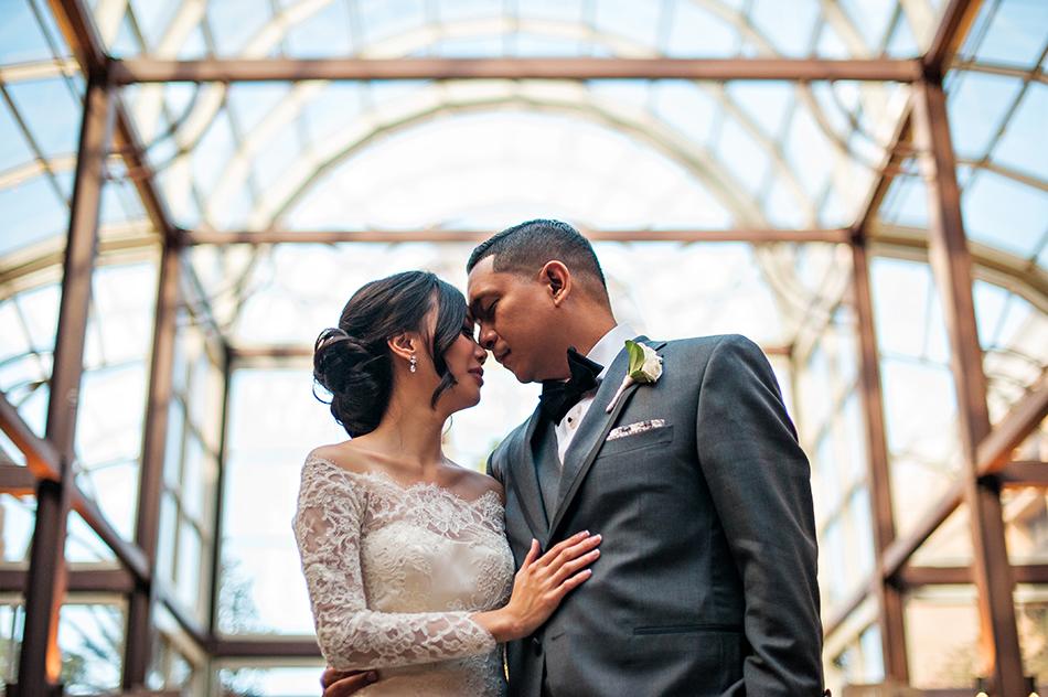 Sheraton Orlando North Hotel wedding photo