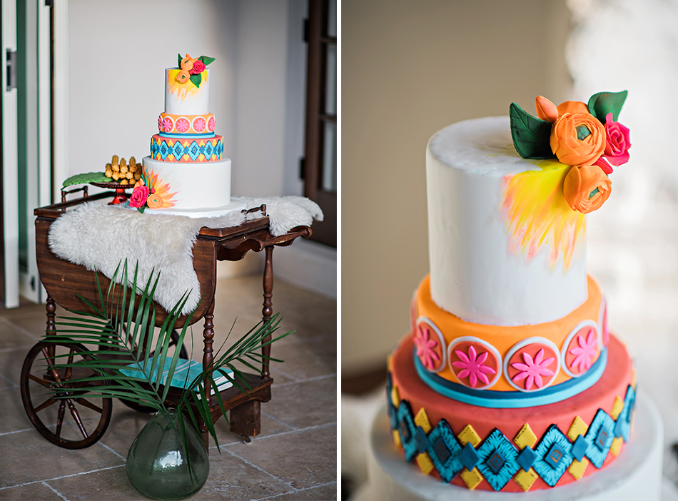 mexican inspired cake
