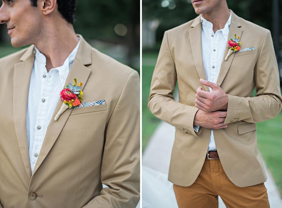 unique mens wedding fashion