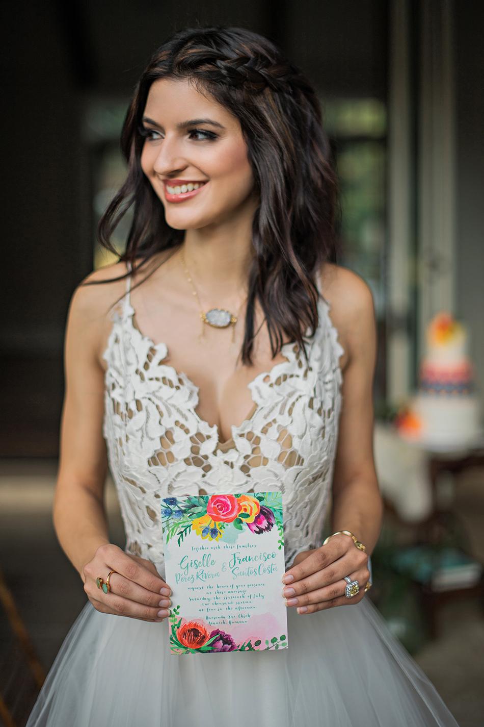 ideas for wedding day hair