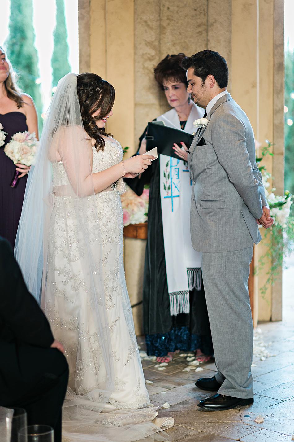 Florida jewish wedding ceremony
