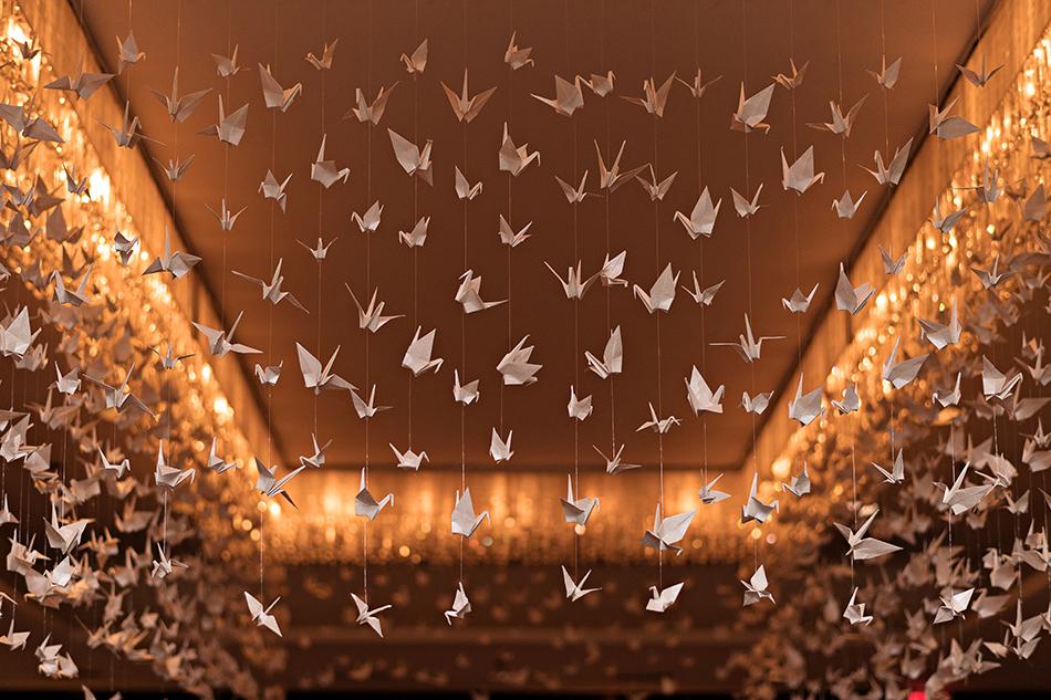 diy wedding reception decor