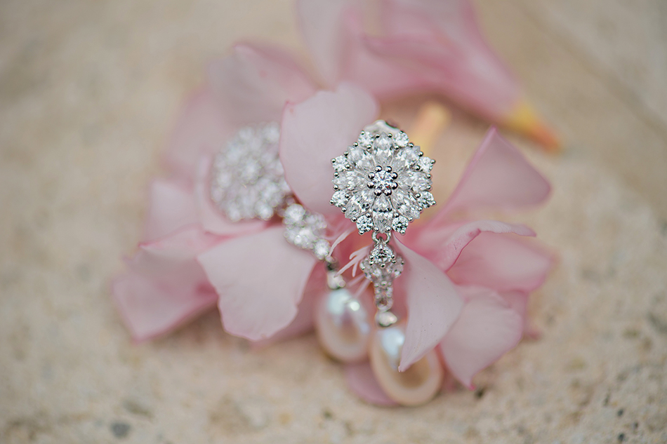 luxurious bridal jewelry