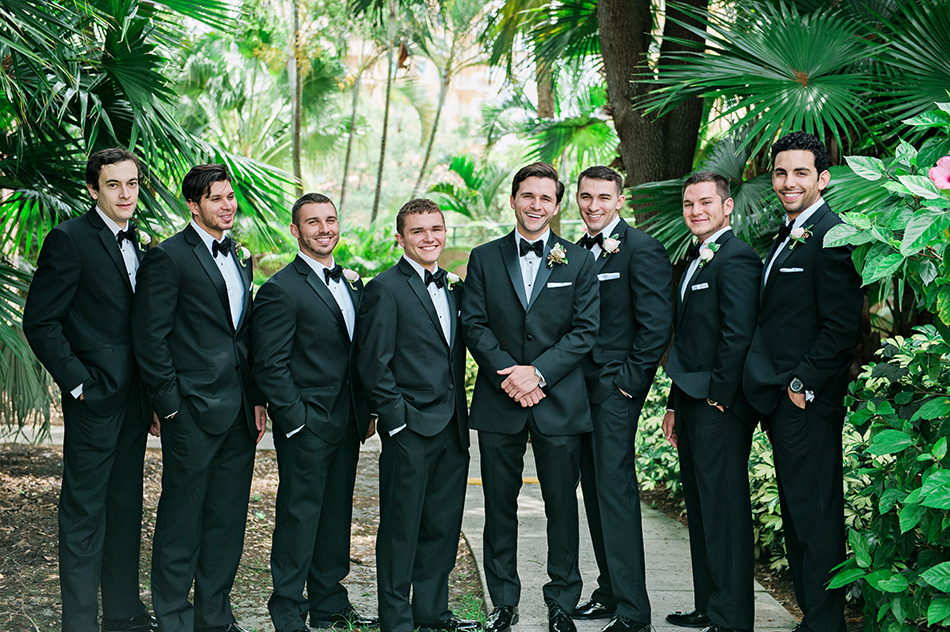 florida groomsmen photography