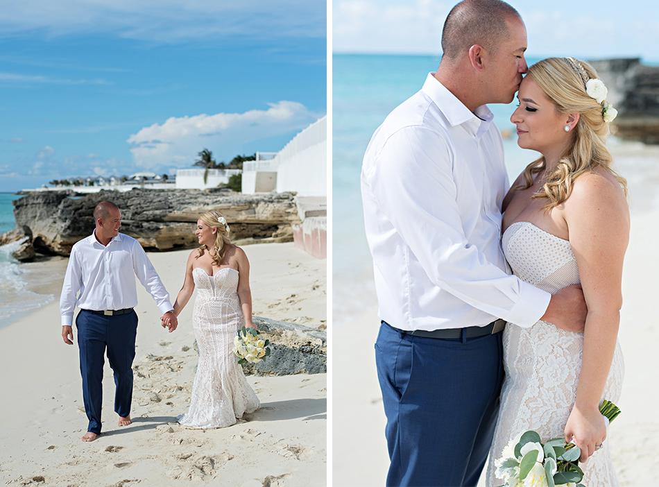Destination wedding in Bimini Bahamas