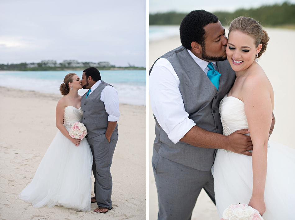 Emerald Bay wedding at Sandals Grand Exuma