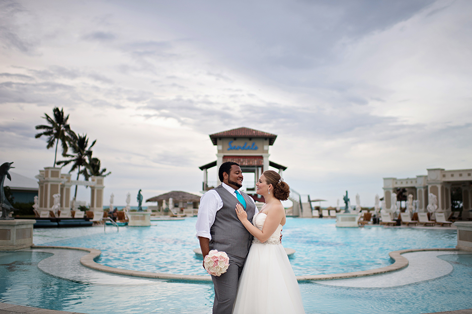 sandals emerald bay destination wedding